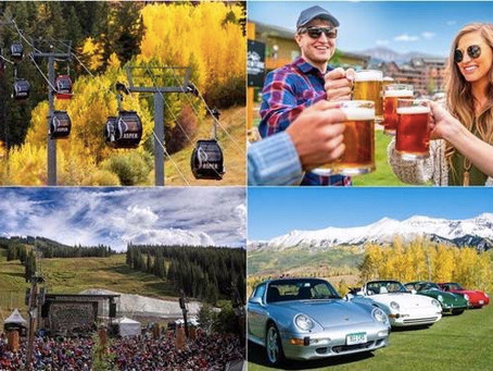 Fall Events and Festivals in Colorado Ski Country