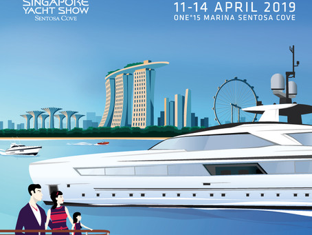 Save the Date: Singapore Yacht Show