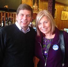 Mark Begich, former Alaska US Senator.
