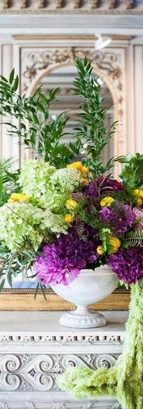 Arrangement floral pour interieur