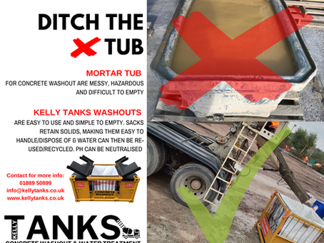Ditch the Tub!