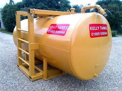 Kelly Tanks Water Treatment Tank