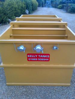 Kelly Tanks Pump Tank
