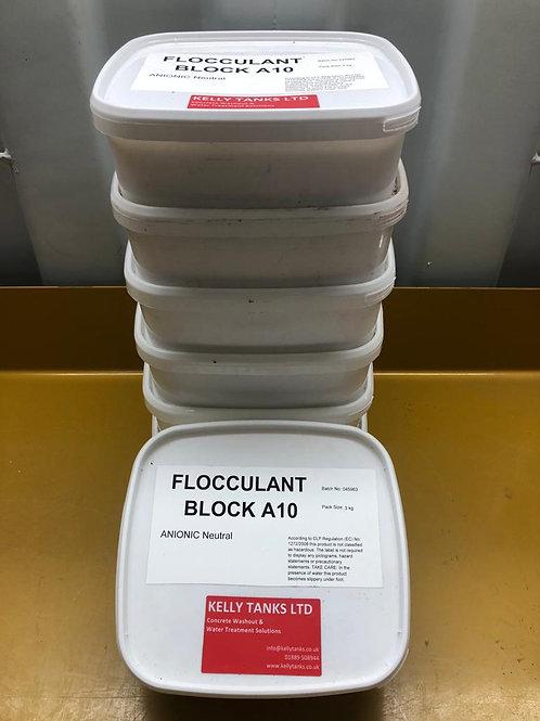 Carton of Flocculant Block - 8 x 3kg