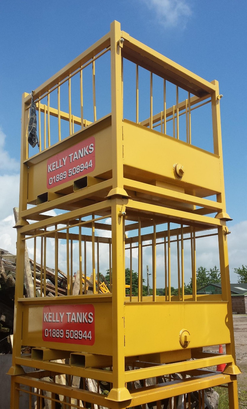 Kelly Tanks Adsorption Sack Frame