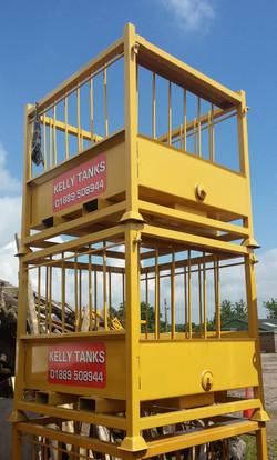 Kelly Tanks Adsorption Sack Frame