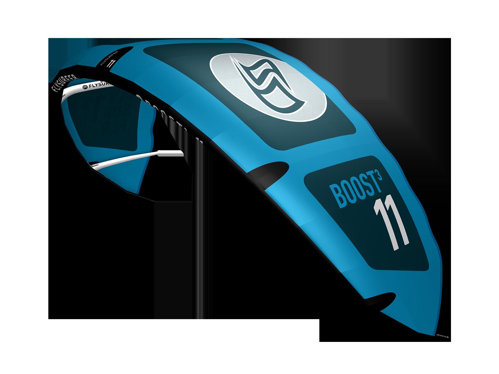 BOOST3-3D-11 Kiteflow