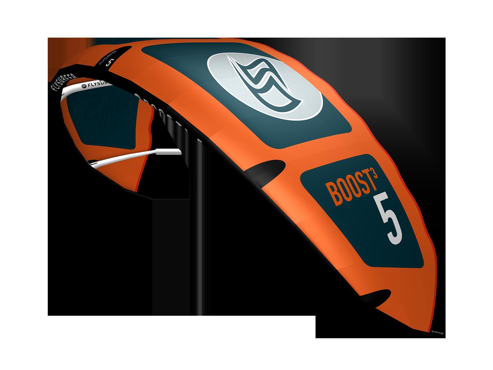 BOOST3-3D-05 Kiteflow