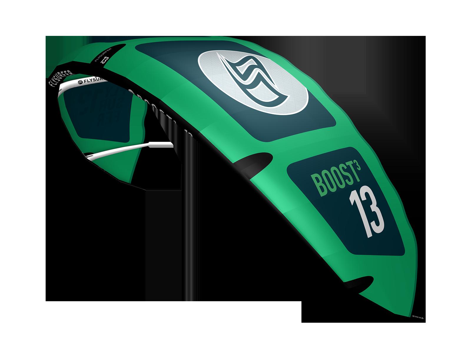 BOOST3-3D-13 Kiteflow