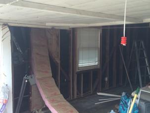 BEFORE - Brentwood Garage Remodel