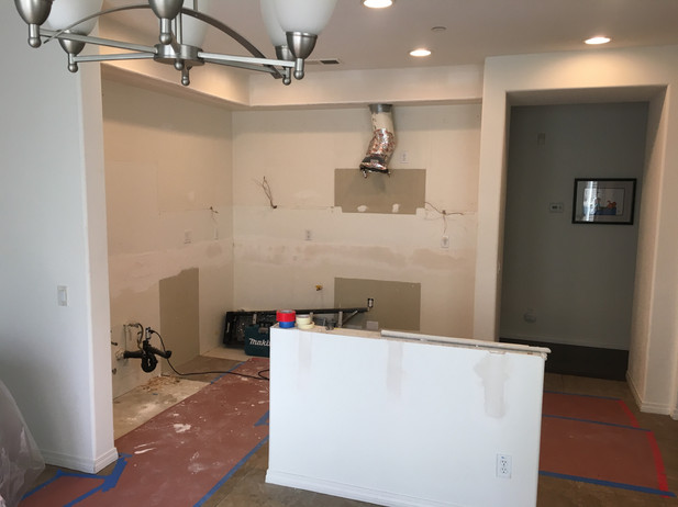 PROGRESS - Redondo Kitchen