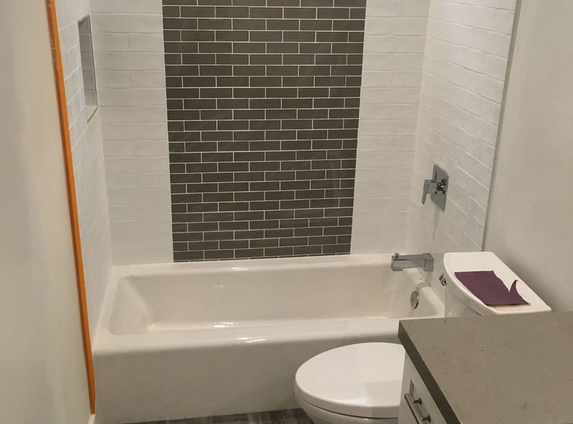 AFTER - Hermosa Bathroom