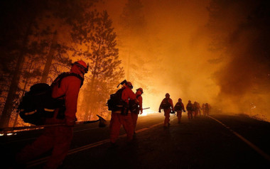 The Next Step In Forestry Firefighting