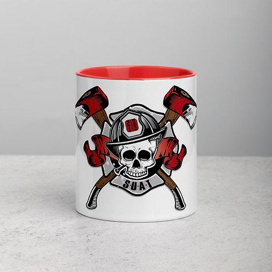 Crossed Axes Coffee Mug