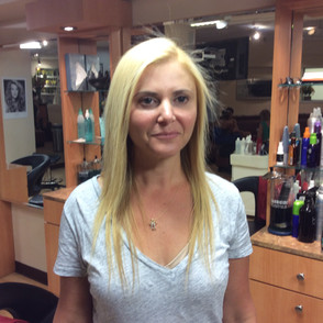 Hair Extension (Before)