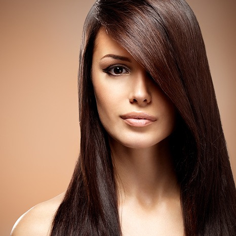 Single Process and Semi-Permanent/Demi-Permanent Color  Price: from $100  Single process color involves the application of permanent, semi-permanent or demi-permanent color to the entire head to create a new base color. The difference between each of these types of color is how much of a change you're looking for and the length of time you want the color to last.  If you want a more dramatic change (2 or more shades lighter or darker) than your natural hair color, then permanent color is the way to go. Only permanent color will cover gray hair and won't wash out. Your roots will need to be re-touched about every 4-6 weeks.  If you're looking to subtly deepen your natural hair color or add a layer of color (such as a red tone to brown hair) a semi (or demi) permanent color is your best option. These will darken – not lighten – hair because of smaller amounts of ammonia and peroxide. They are also more gentle on the hair than permanent color.  Semi-permanent color washes out over a period of time (6-12 shampoos, depending upon the formula) so works well if temporary color is what you're looking for. It can subtly deepen your natural hair color or add a layer of color (such as a red tone on brown hair). It has the additional benefit of not showing noticeable roots.  Demi-permanent color will provide you with longer-lasting color than semi-permanent color. It washes out after 12-26 washes and can deepen and intensify your natural color.