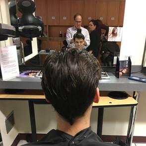 Bruce - Men's Haircut