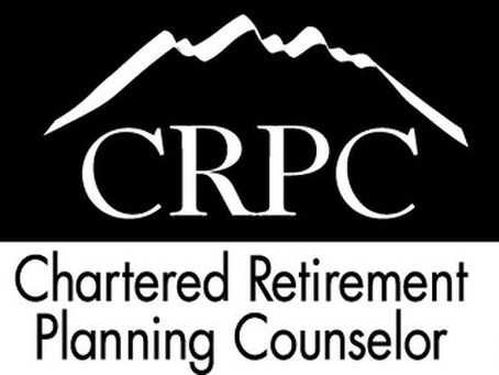 What Is A CRPC®?