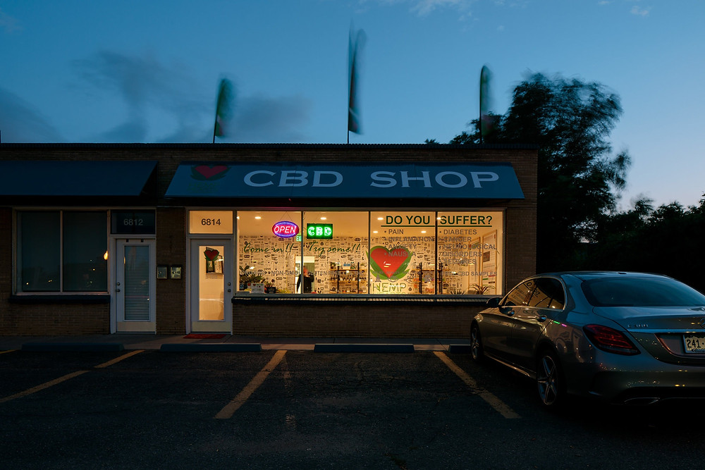 According to a recent survey, 7 percent of adults in the U.S. — 17 million people — reported using CBD. (Credit: Matthew Staver for The New York Times)