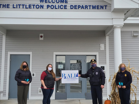 Littleton Police and North Country Serenity Center: Resources for Safe Disposal Prescription Drugs