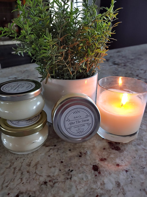 #AfterTheStorm Luxury Candle (3 oz.)