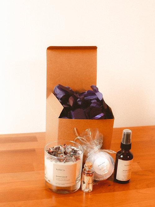 #PurpleRain Gift Set