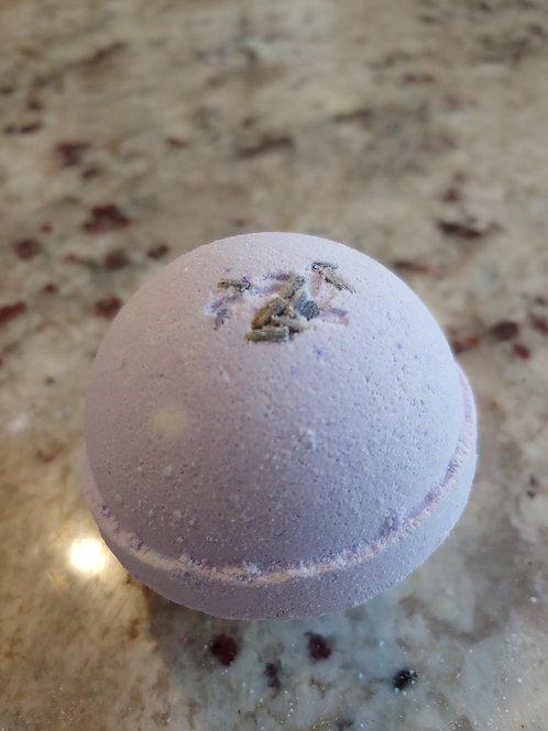 #PurpleRain Luxury Bath Bomb (4.5 oz.)
