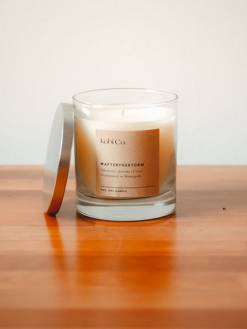 #AfterTheStorm Luxury Candle (9 oz.)