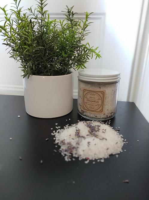 #PurpleRain Luxury Bath Soak (16 oz.)