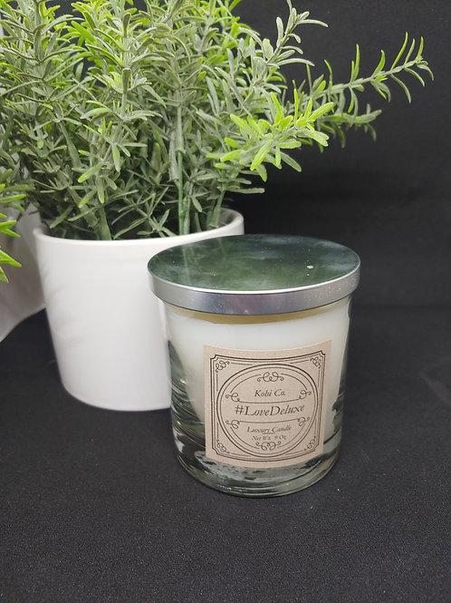 #LoveDeluxe Luxury Candle (9 oz.)
