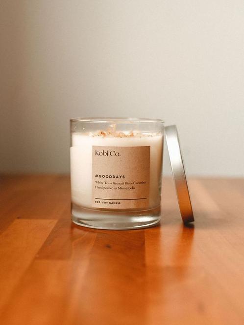 #GoodDays Luxury Candle (9 oz.)