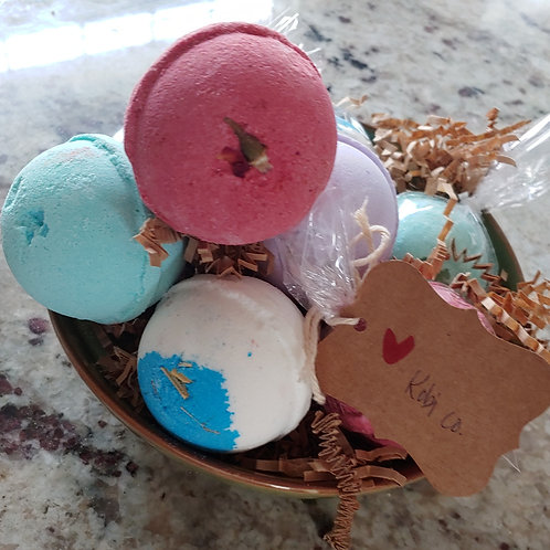 Mix Master Mystery Mix - Luxury Bath Bomb Set