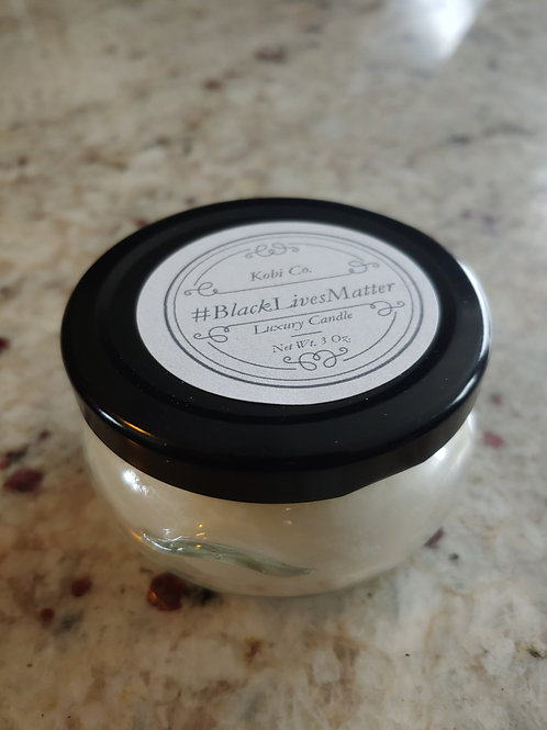 #BlackLivesMatter Luxury Candle (3 oz.)
