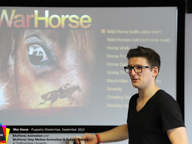 War Horse Workshop
