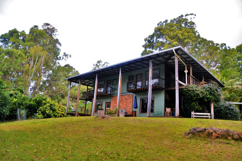 yoga lodge house