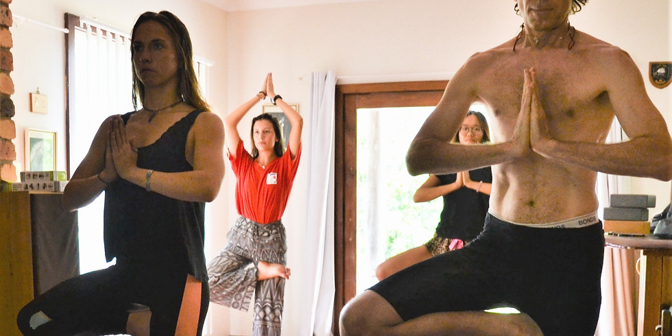 Ascension Yoga Teacher Training One Month Intensive
