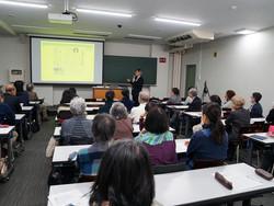 学習会「沖縄ジャーナリズムから考える基地問題と日米地位協定 ~辺野古埋め立てはなぜ強行され続けるのか~」