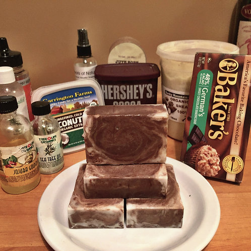 The Chocolate Soap