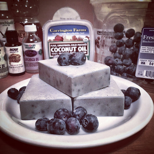 Blueberry Shea Soap