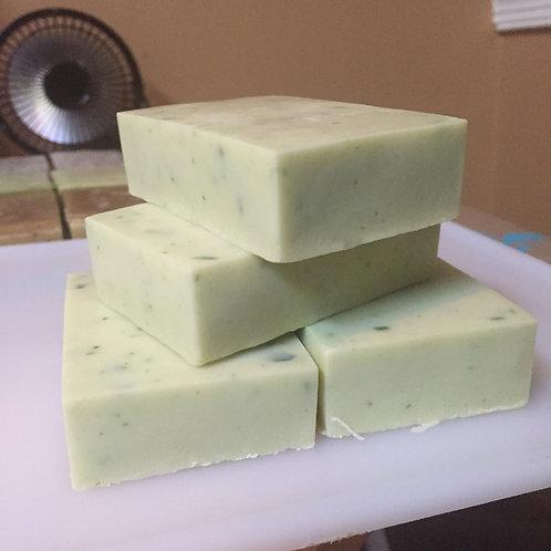 Fresh Cucumber & Eucalyptus Soap