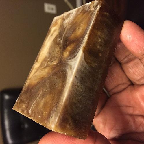Women's Brown Sugar Scrub Soap