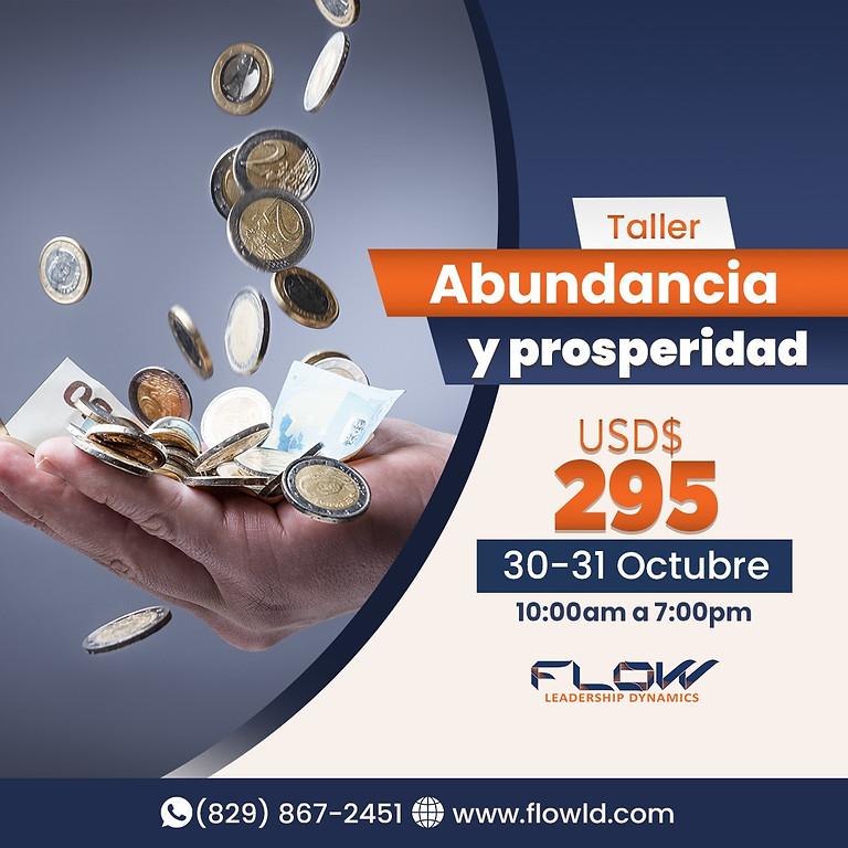 Taller de Abundancia y Prosperidad Octubre