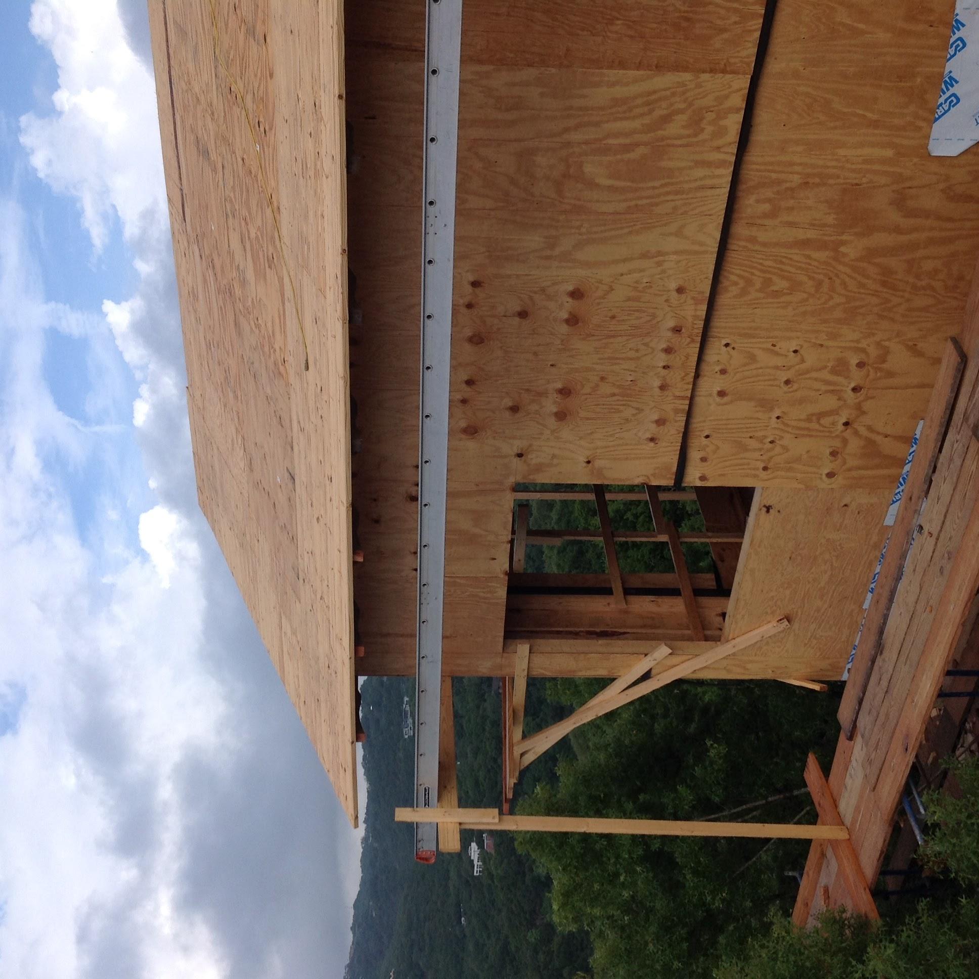 House-side framing