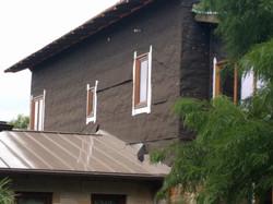 Windows & moisture barrier
