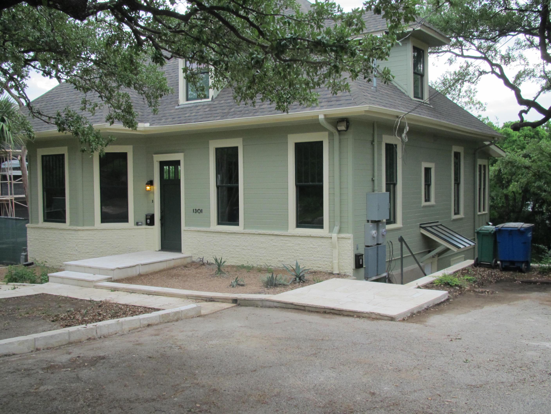 Complete exterior- driveway