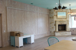 Idea wall framed insulation board