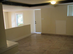 Apartment entry- dining room