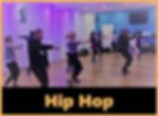 Hip hop adults dance class