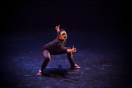 Ashley Jack solo hip hop theatre