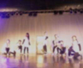 MiniJackes dance performance